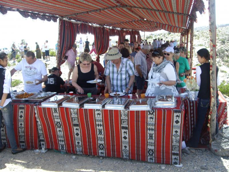 AN EVENT IN GRAND CANION - BILAT SEET